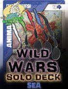 Wild Wars - Beginner Solo Deck - Sea