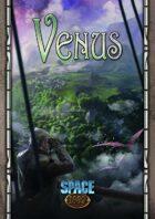 Space 1889 - Venus (Sourcebook)