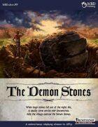 The Demon Stones (Pathfinder)