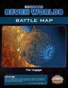 Seven Worlds Battlemap 15 - The Voyager