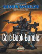 Seven Worlds Core Books [BUNDLE]