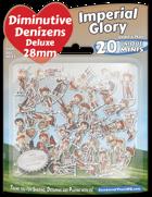 Diminutive Denizens Deluxe: Imperial Glory Minis Pack