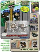 URF! Action Force 3: Boomerang and Shamrock