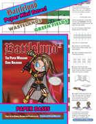 Printable Mini Bases - For Battlelund!