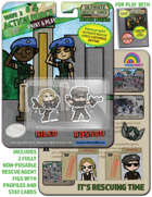 URF! Action Force 2nd Wave 4: Riled and Rossbo
