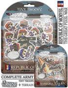 GPW - Republic of Morvel - Complete Army - Great Pixel War
