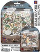 GPW - Great Granbel - Complete Army - Great Pixel War