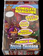 Novus Crusade: Half Hour Heroics! Easy to Learn, Play Today!