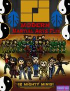 Modern Martials Arts Flix: 18 Mighty Minis