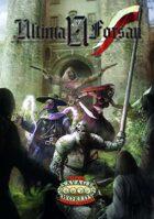 Ultima Forsan - A Taste of Macabre