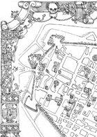Ultima Forsan - Lucca Map (Renaissance City)