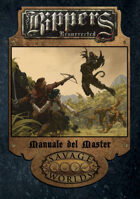 Rippers Resurrected - Manuale del Master