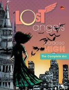 Lost Angels: Paradise High Bundle