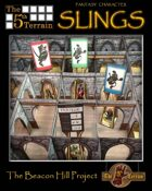 Fantasy Character Slings