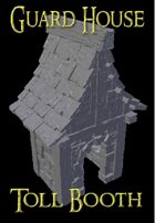 The Wizard's Tower - FREE Guard House/Toll Booth