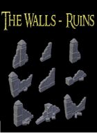 The Wizard's Tower - The Wall Ruins