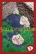 Skull Scatter Terrain
