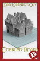 Lord Cireneg's City - Cobbled Roads