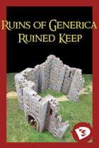 Ruins of Generica - Ruined Keep