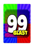 99 Blast - The Card Counting Game that is a Blast