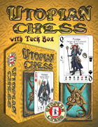 Utopian Chess Cards with Tuck Box