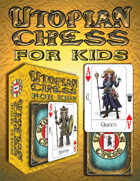 Utopian Chess Cards for Kids with Tuck Box