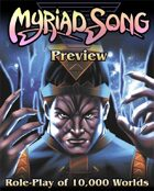 PREVIEW of MYRIAD SONG - Role-Play Adventure of Ten Thousand Worlds