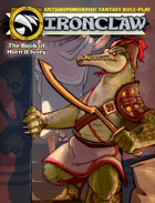 IRONCLAW: Book of Horn & Ivory
