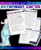 FARFLUNG Extension Cards