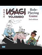 USAGI YOJIMBO ROLE-PLAYING GAME 2nd Edition