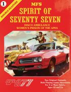 Spirit of 77 - Double Feature #1 - Disco Ambulance and Women's Prison of the Apes
