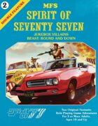 Spirit of 77 - Double Feature #2 - Jukebox Villains and BEAST: Bound and Down