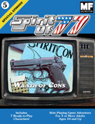 Spirit of 77 - A Very Special Episode: Wrath of Cons