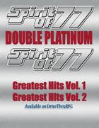 Spirit of 77 - Double Platinum Collection [BUNDLE]