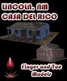 Lincoln, NM: Casa del Rico