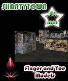 Shantytown 15mm