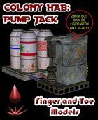 Colony Hab: Pump Jack