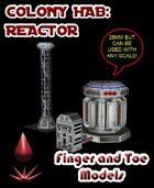 Colony Hab: Reactor
