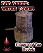 Ana Verde: Water Tower