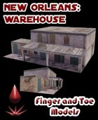 New Orleans: Warehouse