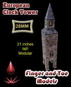European Clock Tower