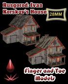 Rusgorod: Ivan Korskov's House