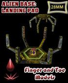 Alien Base: Landing Pad