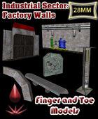 Industrial Sector: Factory Walls