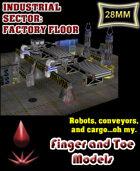 Industrial Sector: Factory Floor