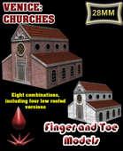 Venice: Churches