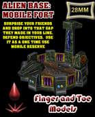 Alien Base: Mobile Fort