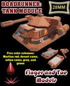 Roadrunner: Tank Module