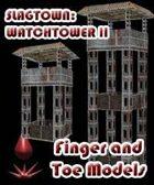 Slagtown: Watchtower II