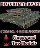 Bel's Kitty, KV-12 Lev Supertank